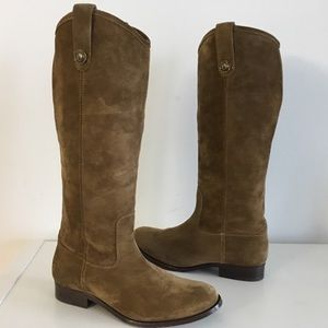 NWT Frye Melissa Button Boots